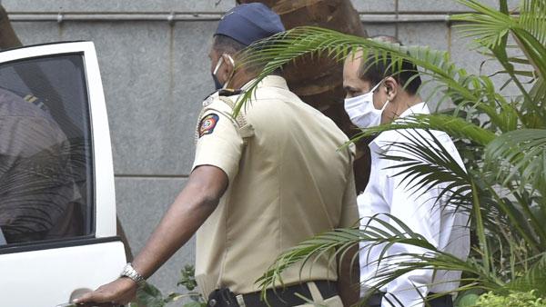 ಬಾಂಬ್ ಬೆದರಿಕೆ: ಸಚಿನ್ ವಾಜೆಗೆ ಏಪ್ರಿಲ್ 23ರವರೆಗೆ ನ್ಯಾಯಾಂಗ ಬಂಧನ