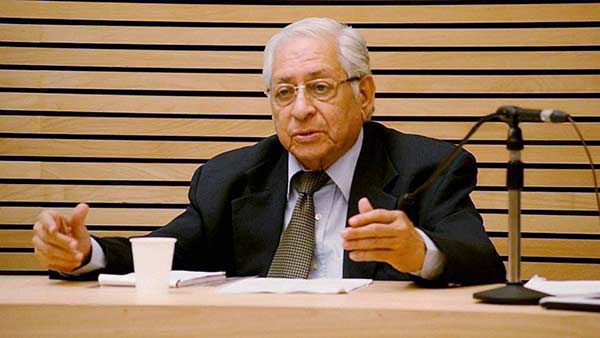 Former Attorney General Soli Sorabjee Dies Of COVID-19