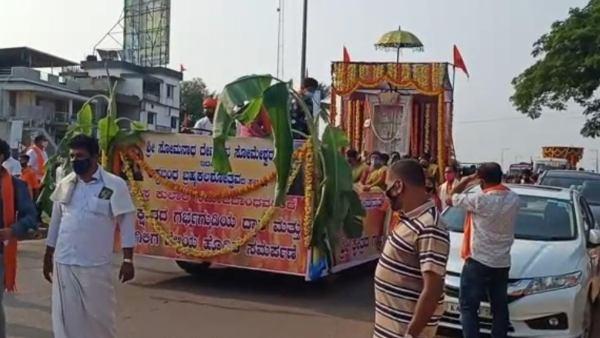 ಮಂಗಳೂರು; ಜಾತ್ರೆ ಮಾಡಿದ ದೇವಾಲಯದ ವಿರುದ್ಧ ಪ್ರಕರಣ