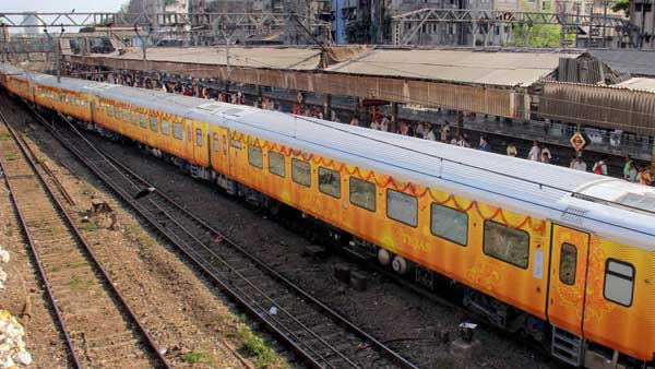 Covid-19 2nd Wave: Tejas Express Service Shutdown Between Ahmedabad And Mumbai