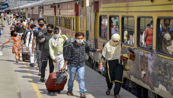 Indian Railways To Fine Rs 500 For Not Wearing Face Masks In Stations, Trains