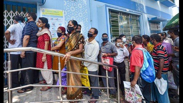 ಭಾರತದಲ್ಲಿ ಪ್ರತಿನಿತ್ಯ 60 ರಿಂದ 70 ಲಕ್ಷ ಮಂದಿಗೆ ಕೊರೊನಾ ಲಸಿಕೆ