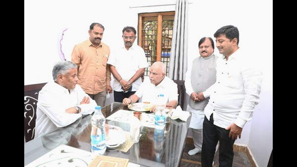 COVID Situation Yediyurappa Calls All Party Meeting On April 18