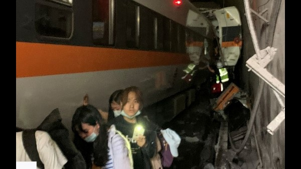 At Least 36 Dead In Taiwan Train Crash