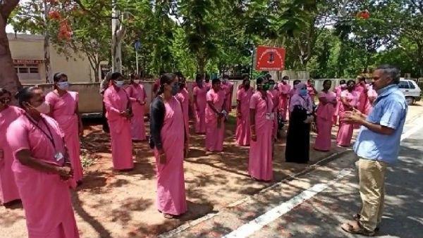 ಸಂಬಳಕ್ಕೆ ಕಾಯುತ್ತಿರುವ 42 ಸಾವಿರ ಆಶಾ ಕಾರ್ಯಕರ್ತೆಯರು