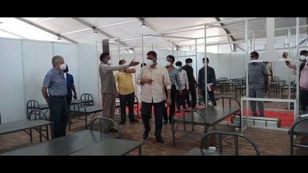 ಜಿಂದಾಲ್ ನೇತೃತ್ವದಲ್ಲಿ 1 ಸಾವಿರ ಆಕ್ಸಿಜನ್ ಬೆಡ್ ತಾತ್ಕಾಲಿಕ ಆಸ್ಪತ್ರೆ ನಿರ್ಮಾಣ