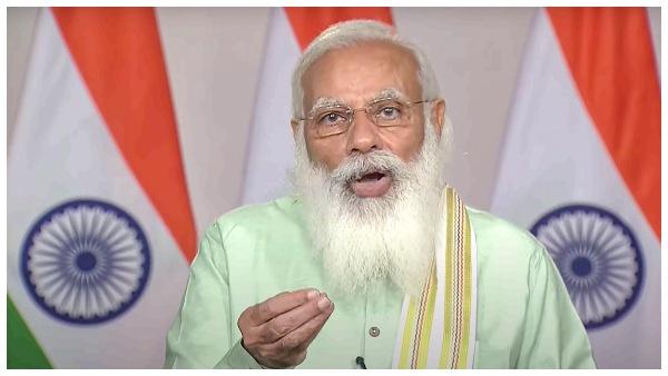 ಯಾಸ್ ಚಂಡಮಾರುತ: ಹಿರಿಯ ಅಧಿಕಾರಿಗಳ ಜೊತೆ ಪ್ರಧಾನಿ ಮೋದಿ ಸಭೆ