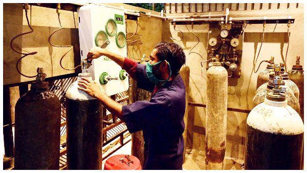 ಕರ್ನಾಟಕ; 40 ಆಸ್ಪತ್ರೆಯಲ್ಲಿ ಆಕ್ಸಿಜನ್ ಘಟಕ ನಿರ್ಮಾಣಕ್ಕೆ ಒಪ್ಪಿಗೆ