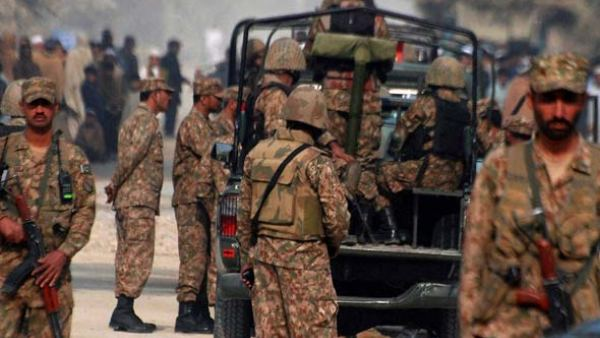 Pakistan Opens Fire Along International Border In J-K's Samba