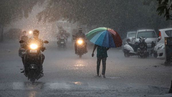 From May 6 Rainfall Will Occur Over 8 Districts Of Karnataka