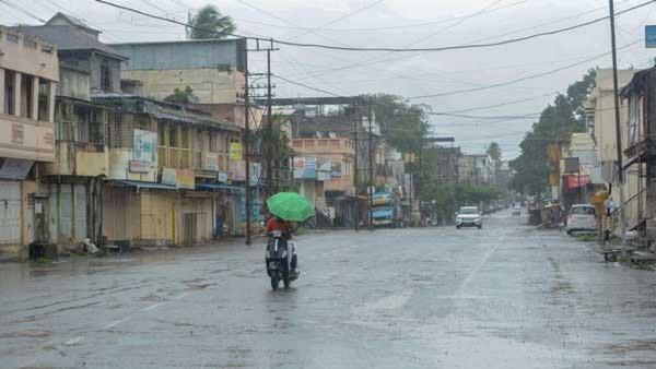 ಮೇ 12 ರಂದು ರಾಜ್ಯದ 6 ಜಿಲ್ಲೆಗಳಲ್ಲಿ ಅತ್ಯಧಿಕ ಮಳೆಯ ಮುನ್ಸೂಚನೆ