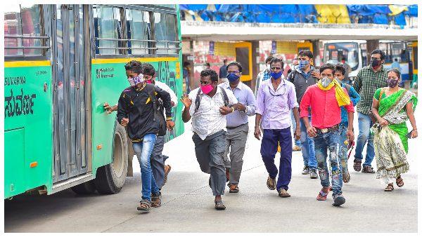 ಕರ್ನಾಟಕದಲ್ಲಿ ತಗ್ಗುತ್ತಿರುವ ಸೋಂಕಿನ ಪ್ರಮಾಣ; 142 ಮಂದಿ ಸಾವು