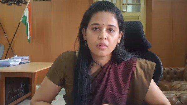ಮೈಸೂರು: ಶಿಲ್ಪಾನಾಗ್ ಆರೋಪಕ್ಕೆ ರೋಹಿಣಿ ಸಿಂಧೂರಿ ಮೊದಲ ಬಾರಿ ಪ್ರತಿಕ್ರಿಯೆ