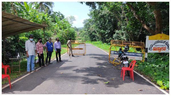 ದಕ್ಷಿಣ ಕನ್ನಡ ಜಿಲ್ಲೆಯ 17 ಗ್ರಾಮ ಪಂಚಾಯತ್ಗಳು ಸೀಲ್ಡೌನ್