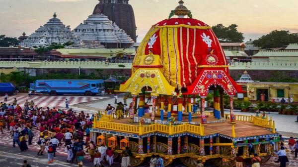 ಪುರಿ ಜಗನ್ನಾಥ ರಥಯಾತ್ರೆ:ಮಾರ್ಗಸೂಚಿ ಬಿಡುಗಡೆ