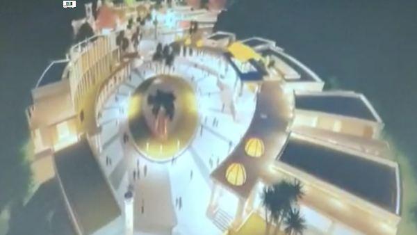 ವಿಶ್ವವಿಖ್ಯಾತ ನಂದಿ ಗಿರಿಧಾಮಕ್ಕೆ ರೋಪ್ ವೇ: ಪ್ರಾತ್ಯಕ್ಷಿಕ ವಿಡಿಯೋ