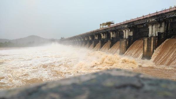 ವರುಣನ ಆರ್ಭಟ: ಶಿವಮೊಗ್ಗ ಜಿಲ್ಲೆಯ ಜಲಾಶಯಗಳ ನೀರಿನ ಮಟ್ಟ