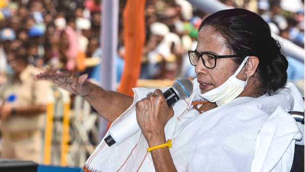 2024 ರ ಲೋಕಸಭಾ ಚುನಾವಣೆ: ಬಿಜೆಪಿ ವಿರುದ್ಧ ಪಕ್ಷಗಳನ್ನು ಒಟ್ಟುಗೂಡಿಸುತ್ತಾರಾ ಮಮತಾ?