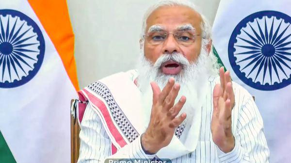 'ಮಾರುಕಟ್ಟೆ, ಗಿರಿಧಾಮದಲ್ಲಿ ಜನರು ಮಾಸ್ಕ್ ಧರಿಸದಿರುವುದು ಕಳವಳಕಾರಿ': ಮೋದಿ