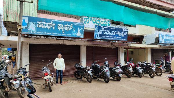 ಯಡಿಯೂರಪ್ಪ ರಾಜೀನಾಮೆ; ಶಿಕಾರಿಪುರದಲ್ಲಿ ಸ್ವಯಂ ಪ್ರೇರಿತ ಬಂದ್