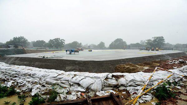 ಅಯೋಧ್ಯೆ ಭವ್ಯ ರಾಮ ಮಂದಿರ ನಿರ್ಮಾಣದ ಮೊದಲ ನೋಟ: 2024 ಚುನಾವಣೆಗೂ ಮುನ್ನ ತೆರಯಲಿದೆ