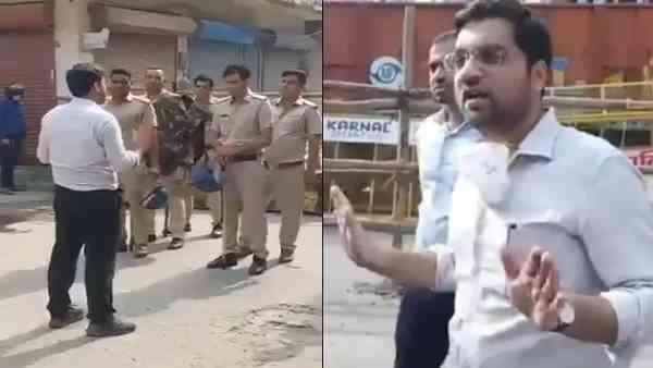 ಹರಿಯಾಣದಲ್ಲಿ 'ರೈತರ ತಲೆ ಒಡಿಯಿರಿ' ಎಂದಿದ್ದ ಅಧಿಕಾರಿ ವರ್ಗಾವಣೆ