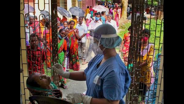 ಸಿಹಿಸುದ್ದಿ: ಭಾರತದಲ್ಲಿ 186 ದಿನಗಳ ಬಳಿಕ ದಾಖಲೆ ಬರೆದ ಕೊರೊನಾವೈರಸ್!
