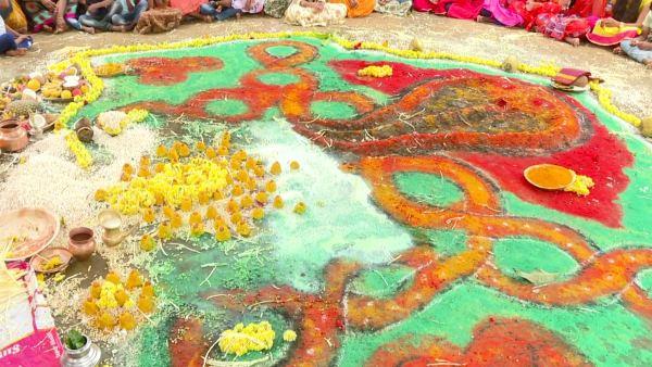 ಚಿಕ್ಕಮಗಳೂರು; ಗ್ರಾಮಕ್ಕೆ ಶಾಪ, ಹೋಮ, ಪೂಜೆ ಮೊರೆ ಹೋದ ಜನರು!