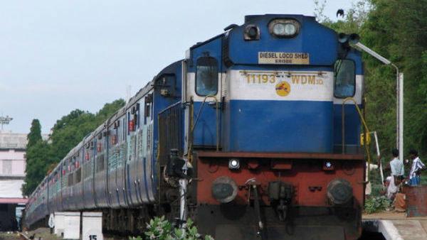 ಗುಲಾಬ್ ಚಂಡಮಾರುತ: ಬೆಂಗಳೂರಿನ ಕಡೆಯ ರೈಲು ಸಂಚಾರ ಸ್ಥಗಿತ