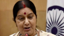 Sushma Swaraj Fought Parliament Election Against Sonia In Bellary