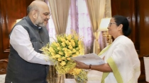 Mamata Banerjee Meets Pm Narendra Modi And Amit Shah
