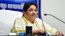 Will Convert To Buddhism At Right Time Mayawati