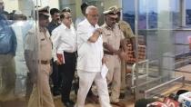 Cm Yediyurappa Cancels Maharashtra Election Campaign Tour