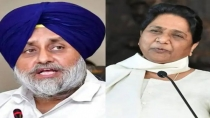 Akali Dals Badal Announces Alliance With Bsp For Punjab Assembly Elections