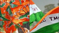 Bjp Workers Take To Streets With Public Apology For Backing The Saffron Party