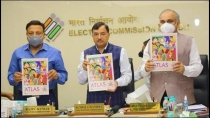 Eci Releases An Atlas On General Elections 2019 India