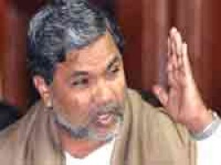 Karnataka On The Verge Of Bankruptcy Siddaramaiah