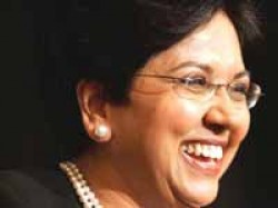 Dump Most Powerful Lists In The Garage Indra Nooyi