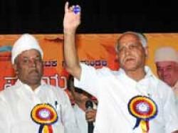 Bsy Distributes Suryanagar House Sites Blame Media