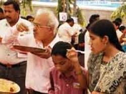 Kannada Sahitya Sammelana Cuisine Adigas Aid