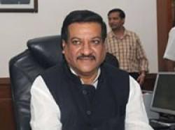 Prithviraj Chavan Seeks Bilateral Talks Karnataka Aid