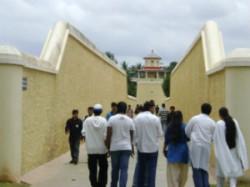 Freedom Park Landmark Of Bangalore Aid