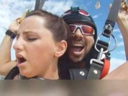 Skydiving Sex Video In California Creates Flutters Aid