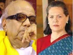 India Fdi Dmk Shows Karuna On Pm Sonia Upa Ready For Vote