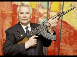 Russia S Ak 47 Maker Talks Jv India To Manufacture Weapons