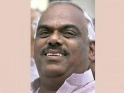 Karnataka Health Minister Ramesh Kumar Admitted Bowring Hospital