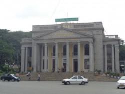 Bangalore Kp Puttana Chetty Town Hall Turns