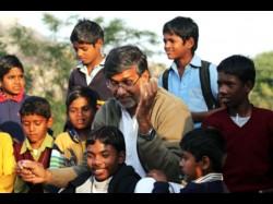 Human Rights Activist Kailash Satyarthi As A Global Citizen