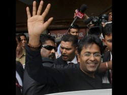 Interpol Drops Red Corner Request Notice Against Lalit Modi