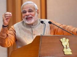 Prime Minister Narendra Modi Reviews Share Market Crash